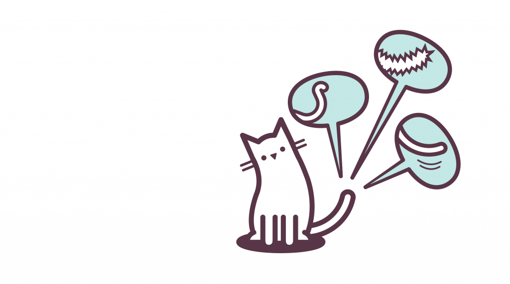 Learn what your cat's tail is saying