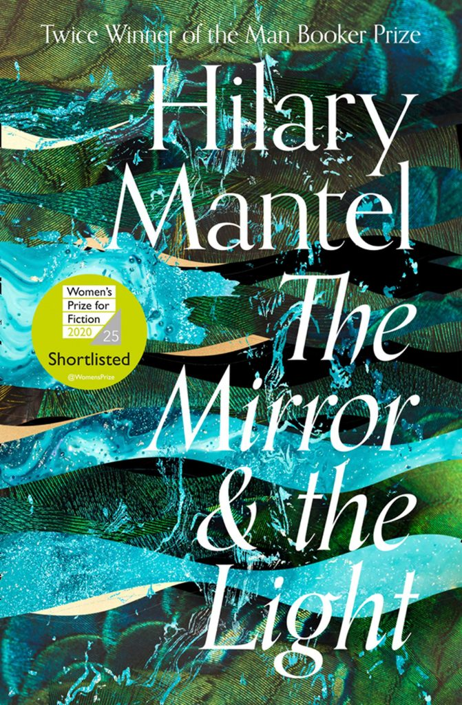 The Mirror and the Light features Thomas Cromwell and his cats