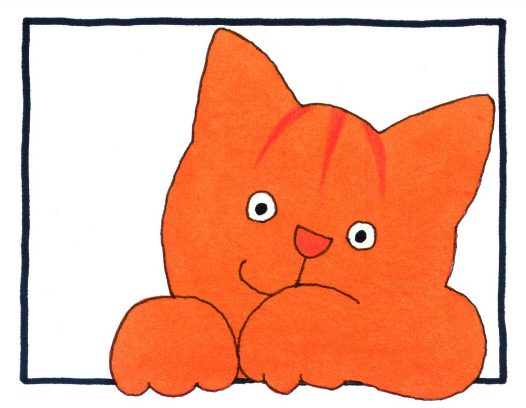Dikkie Dik, one of our community's favourite cats in books