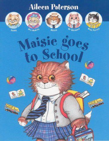 Maisie the popular children's book character