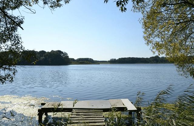 Sommerfeeling an der mecklenburgischen Seenplatte.